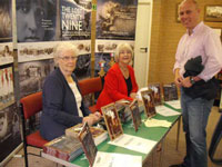 Authors of the Lost Twenty Nine Jean Weston and Marlene Price with Architect Adrian Matthias