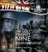 Picture of the Front Cover of the Lost Twenty Nine